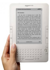 For e-Readers you Gotta Give Love to Get Love