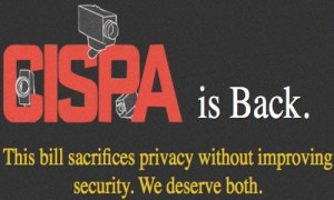 CISPA – Goodbye to Your 4th Amendment Rights if Passed
