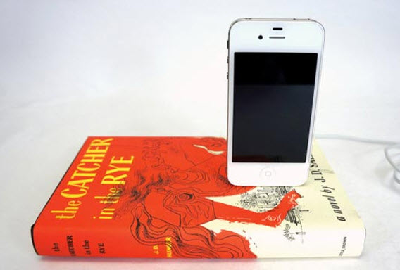 iphone book charger