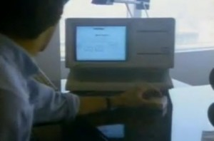 Apple Lisa Commercial from 1983 Featuring a Young Kevin Costner