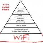WiFi - A basic Human Need.