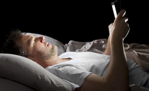 Your Tablet Can Mess With Your Sleep on Biology of Technology