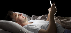 Your Tablet Can Mess With Your Sleep
