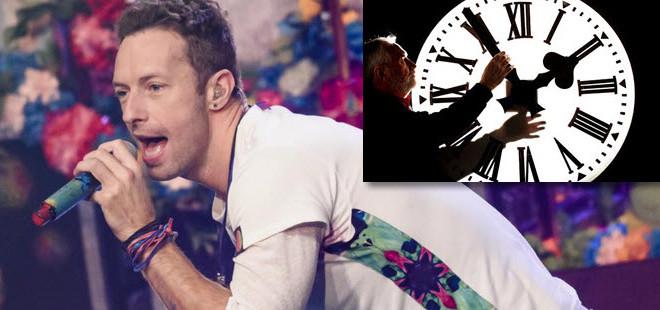 Clocks, Coldplay, and Daylight Saving Time