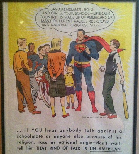 Before Batman v Superman, the Man of Steel stood against the Ku Klux Klan men of hate. So what happened? Did Superman defeat the KKK?