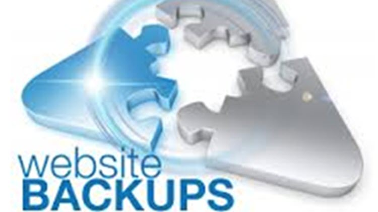 Does Your Website Backup?